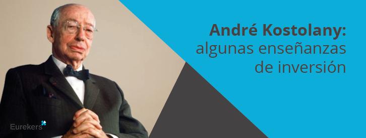 André Kostolany: algunas enseñanzas de inversión