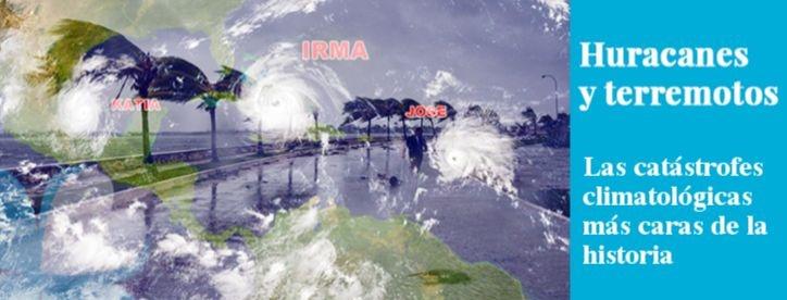 Desastres naturales y Bolsa: ¿quién pierde y quién gana con los terremotos y los huracanes?