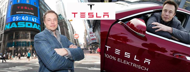 Elon Musk (Tesla): más de quince mil millones por querer cambiar el mundo.