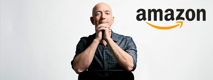 Jeff Bezos ya es el segundo hombre más rico del mundo