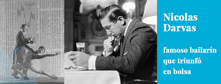 Hungría, años 40. La Alemania nazi invade el país. Un joven Nicolas Darvas, recién licenciado en Economía por la Univesidad de Budapest, huye del hambre y la guerra con solo 50 libras esterlinas para convertirse en uno de los bailarines con más éxito de Europa y de EEUU. Darvas invirtió su dinero en un par de acciones que habían alcanzado su máximo histórico de 52 semanas y ganó 2 millones de dólares. La casualidad hizo que se iniciara en el mundo de los mercados financieros y el aprendizaje, que se convirtiera en un ganador.