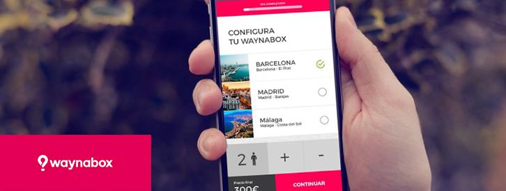 Waynabox : la startup que factura cinco millones con viajes a destinos sorpresa