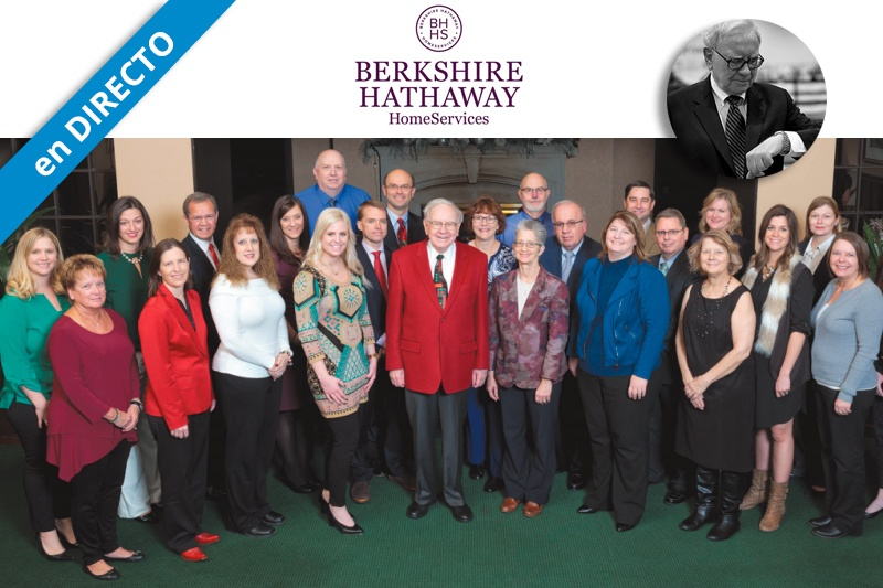 Reunion Anual en Directo de Berkshire Hathaway