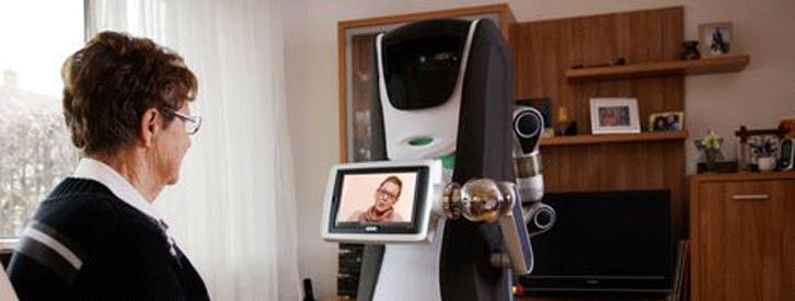 «Carebots» : innovación al servicio de la economía de la longevidad