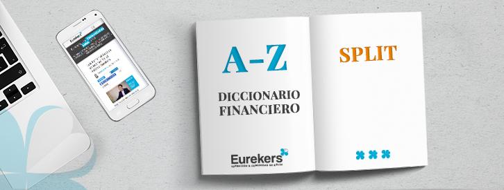 Split Diccionario Financiero Eurekers