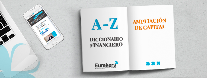 Ampliación capital Diccionario Financiero Eurekers