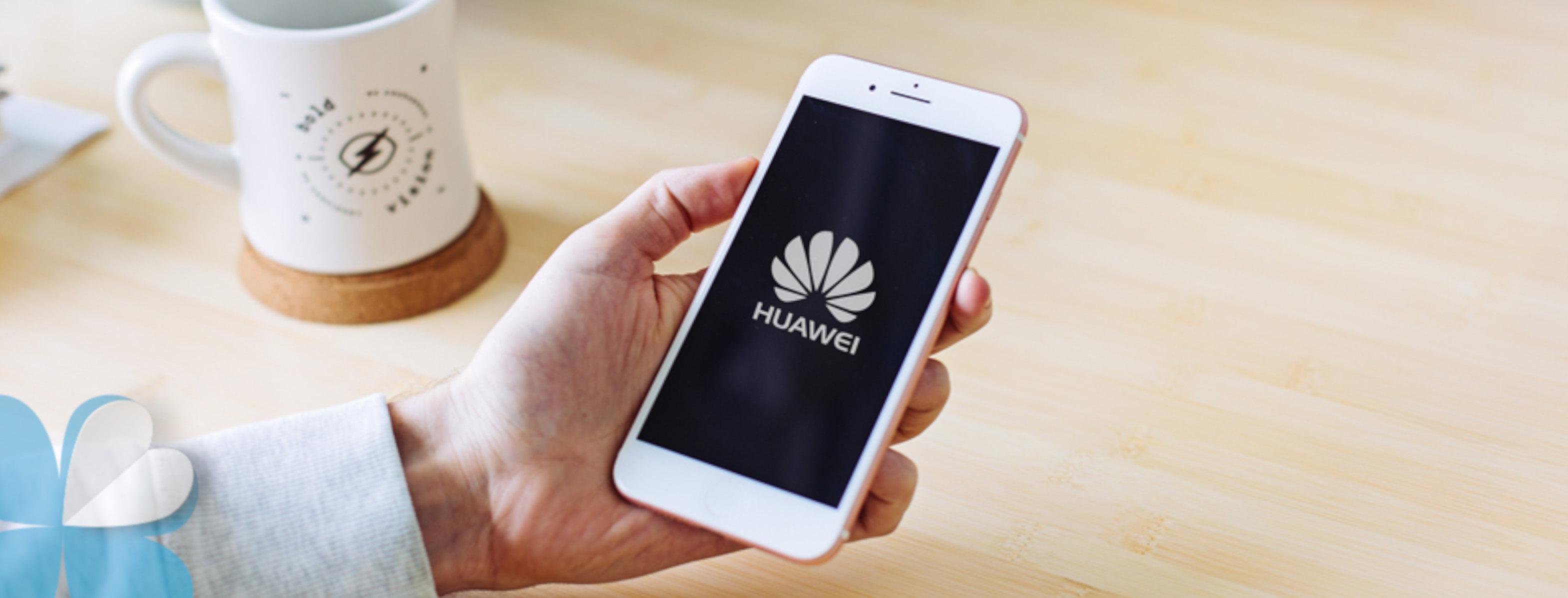 Huawei : tocada ¿pero hundida?