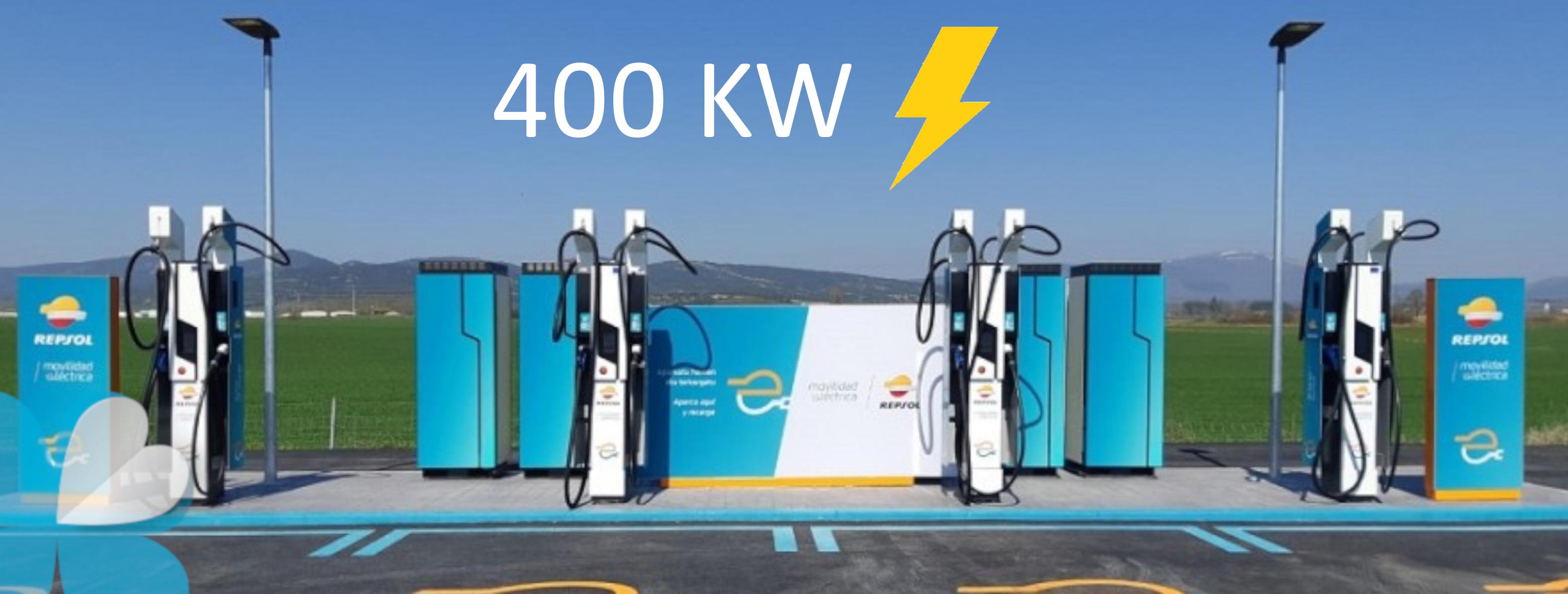 España ya cuenta con la electrolinera más rápida de Europa