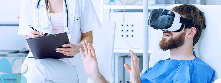 ¿Podrá la Realidad Virtual sustituir a la anestesia en quirófano?