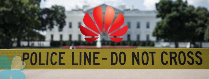 EEUU afloja la cuerda a Huawei