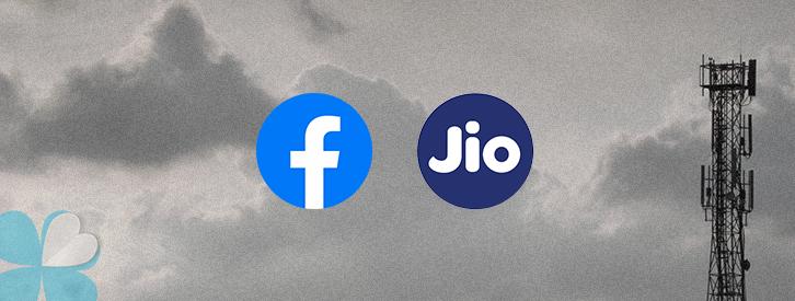 Facebook Inc. compra el 10% de la operadora de telefonía más grande de India