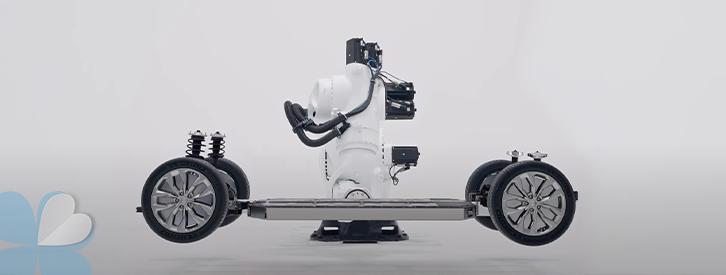 ¡Hyundai lanza su nueva plataforma eléctrica para conseguir la carga de batería de coches más rápida del mercado!
