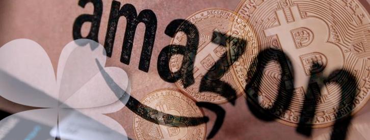 Amazon aceptará bitcoin para 2022