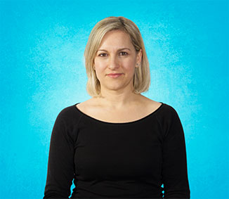 Nieves Perez equipo de marketing y medios