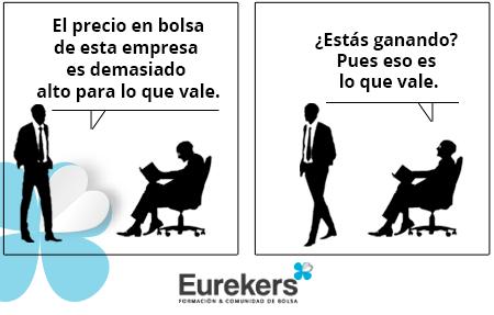 Eurekers, Sátira Bursátil 26-04-2019