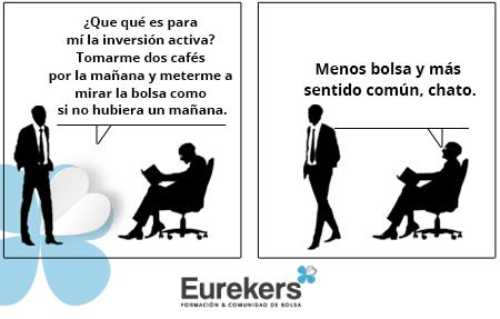 Eurekers, Satira Bursatil 18-11-2019