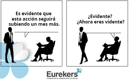 Eurekers, Satira Bursatil 04-10-2019