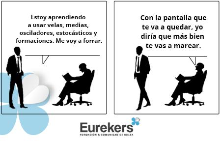Eurekers, Satira Bursatil 25-11-2019
