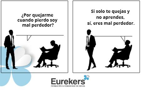 Eurekers, Satira Bursatil 13-01-2019