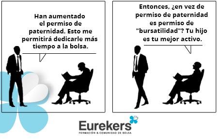 Eurekers, Sátira Bursátil 08-03-2019