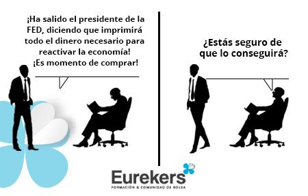 Eurekers, Satira Bursatil 22-05-2020