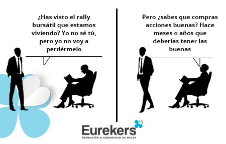 Eurekers, Satira Bursatil 15-01-2021