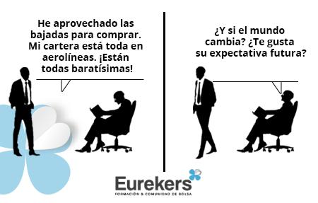 Eurekers, Satira Bursatil 27-03-2020