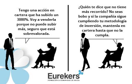 Eurekers, Satira Bursatil 18-09-2020