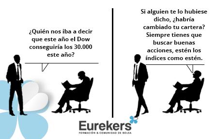 Eurekers, Satira Bursatil 27-11-2020