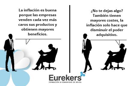 Eurekers, Satira Bursatil 22-01-2021