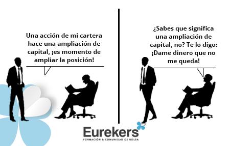 Eurekers, Satira Bursatil 18-12-2020