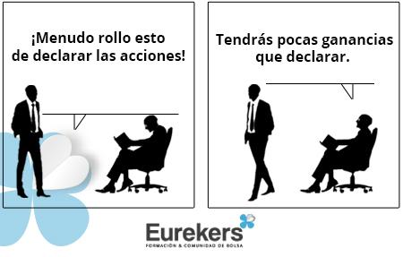Eurekers, Satira Bursatil 07-06-2019