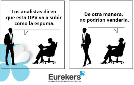 Eurekers, Satira Bursatil 03-05-2019