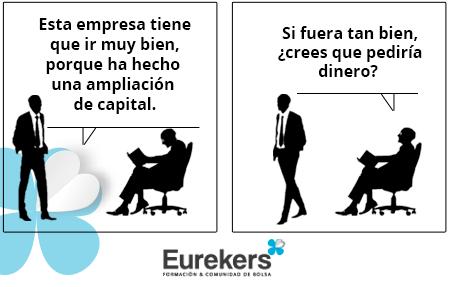 Eurekers, Satira Bursatil 24-05-2019