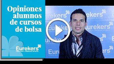 Opiniones Eurekers: Testimonio de Antonio Maestro sobre nuestro curso de bolsa.