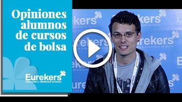 Opiniones Eurekers: Testimonio de Iván M. Camacho sobre nuestro curso de bolsa.