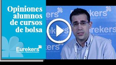Opiniones Eurekers: Testimonio de Jose M. González sobre nuestro curso de bolsa.