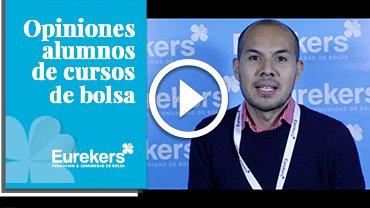 Opiniones Eurekers: Testimonio de Martín A. Arreola sobre nuestro curso de bolsa.