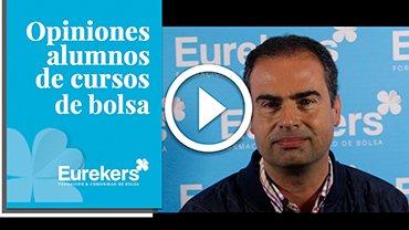 Opiniones Eurekers: Testimonio de Antonio C. Rivero sobre nuestro curso de bolsa.