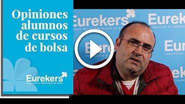 Opiniones Eurekers: Testimonio de Chimo García sobre nuestro curso de bolsa.