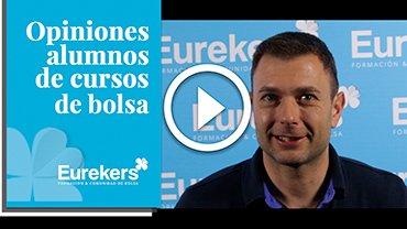 Opiniones Eurekers: Testimonio de David Monreal sobre nuestro curso de bolsa.