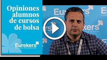 Opiniones Eurekers: Testimonio de Jose Dominguez sobre nuestro curso de bolsa.