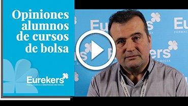 Opiniones Eurekers: Testimonio de Juan F. Arce sobre nuestro curso de bolsa.