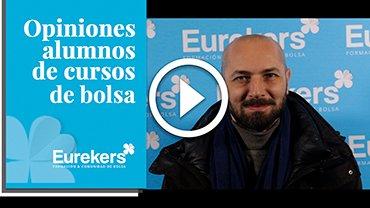 Opiniones Eurekers: Testimonio de Mateo Campuzano sobre nuestro curso de bolsa.