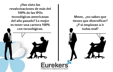 Eurekers, Satira Bursatil 05-03-2021